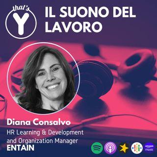 """""""Il Suono del Lavoro"""" con Diana Consalvo ENTAIN"""