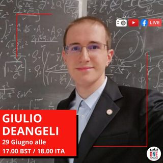 Giulio Deangeli, il giovane italiano a vincere 5 borse di studio contemporaneamente e 4 Lauree