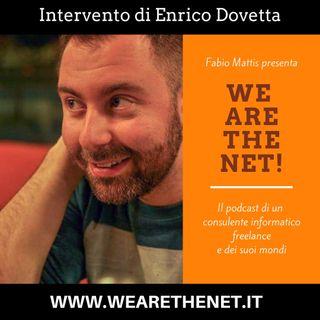 Intervento di Enrico Dovetta sul nuovo Facebook