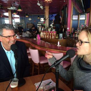 BTM: Pink Pony, Chippewa Hotel, Wawashkamo Golf Club, Beer of the Week on Mackinac Island