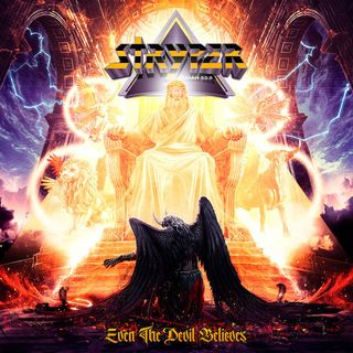 Metal Hammer of Doom: Stryper - Even the Devil Believes