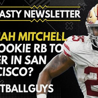 Is Elijah Mitchell the back to roster in SF!? - Dynasty Fantasy Football 2021