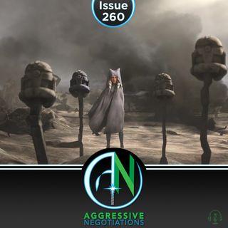 Issue 260: Unseen Clone Wars