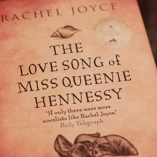 Book- Love Song of Ms. Queenie Hennessy