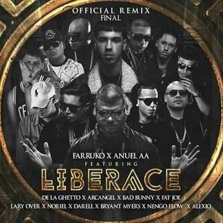 Liberace (Extended Remix) (Edit By DJ Basico Impromix) - Farruko Ft. Anuel AA Y Varios Artistas