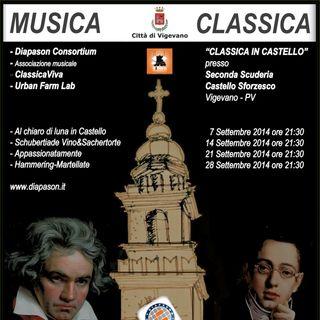 Presentazione Concerto 28 Settembre 2014