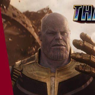 E alla fine arriva Thanos