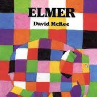 Cuento 1: Elmer. David McKee