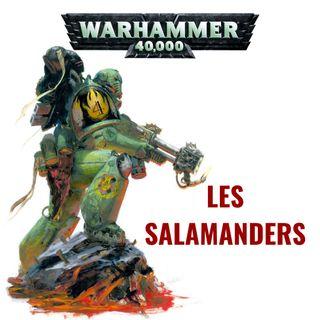 Les Salamanders