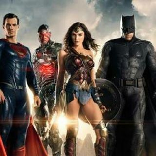MCP : Justice League Trailer And More.