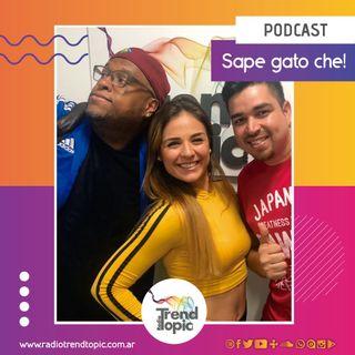 SAPE GATO CHE - PODCAST