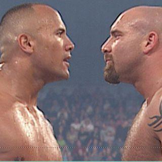 WWE Rivalries: Goldberg vs The Rock (2003)
