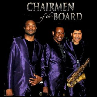 From Detroit, it's the legendary The Chairmen of the Board back with their latest release and their storied careers!