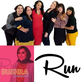 RUN, with Genevieve Thiers & Bushra Amiwala