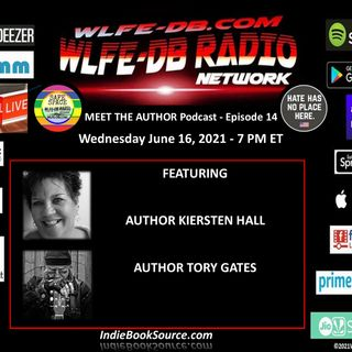 MEET THE AUTHOR Podcast - EPISODE 14 - KIERSTEN HALL & TORY GATES