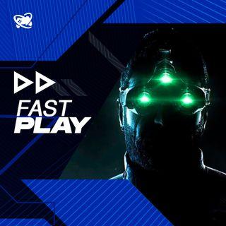 Fast Play (19/10): novo Splinter Cell já pode estar em desenvolvimento e mais