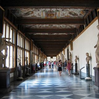 Guida al Museo degli Uffizi