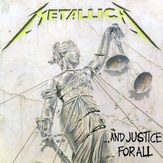 ESPECIAL METALLICA AND JUSTICE FOR ALL #Metallica #AndJusticeForAll #r2d2 #yoda #mulan #omward #ww84 #bop #twd #westworld #walkingdead #twd