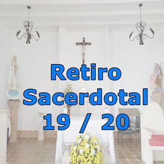 Retiro Sacerdotal, 19 de 20 - La fe, la esperanza y la comunidad (solo audio)