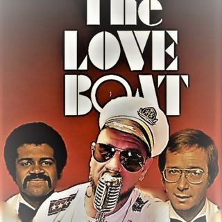 All aboard the LOVE BOAT