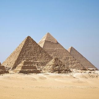 Mitos sobre las pirámides de Egipto