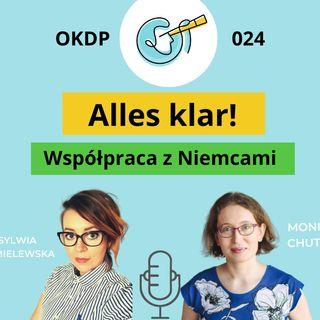 OKDP 024 Alles klar! Współpraca z Niemcami