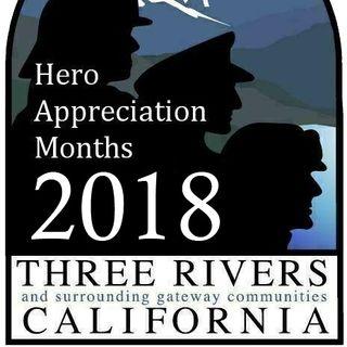 Big Blend Radio Interview: 12th Annual Three Rivers Hero Appreciation Months & Bathtub Race
