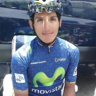 #Audio @BrayanRamiCha llegó 3° en la segunda etapa #ClásicaClubDeportivoBoyacá