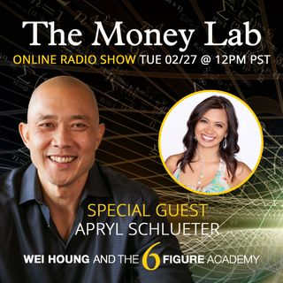 "Episode 52 - ""Creating Money Your OWN Way"" with guest Apryl Schlueter"