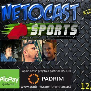 NETOCAST 1254 DE 12/02/2020 - ESPORTES - F1 - FUTEBOL - UFC