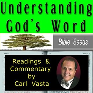"Bible Seeds:  ""Eat My Flesh & Drink My Blood"""