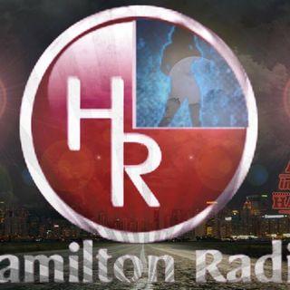 Dj Friktion Live Interview With Hamilton Radio 8/16/16
