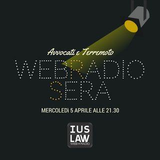 Webradiosera - Avvocati e terremoto