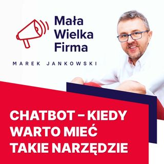 187: Po co ci chatbot? – Mateusz Czech