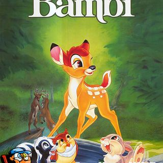 Munch-Along: Bambi