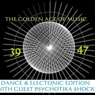 Dance and Electronic with guest Psychotika Shock