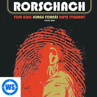 Rorschach # 1 : DC Comics Round Up Weird Science