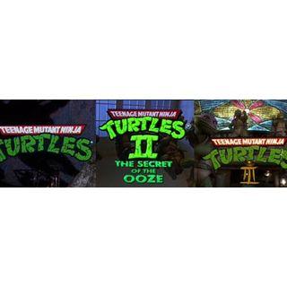 LRTR: Teenage Mutant Ninja Turtles 1990 - 1993