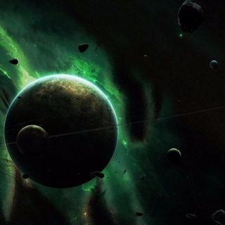 UFO Buster Radio News – 247: Glowing Planets May Contain Alien Life