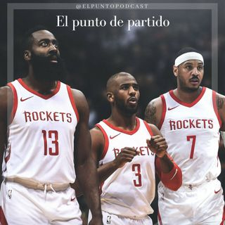 1x04 Carmelo Anthony a Houston Rockets