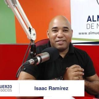 Tech Hours con Isaac Ramirez. miercoles 19 de septiembre