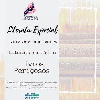 #016 - Livros Proibidos e Censurados