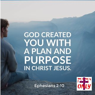 What's Keeping You From Seeing God's Vision For Your Life, His Purpose And Plan?
