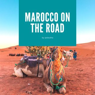 Marocco on the road