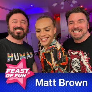 FOF #2967 - Matt Brown Returns to Give You Gay Pride