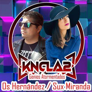 EP10 con Sux Miranda (Genios atormentados) - Talento de TV / Las piedras rodantes