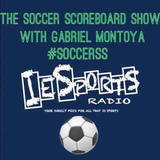 The Soccer Scoreboard Show- El Trafico version 5, Premier League, Aston Villa vs Everton live