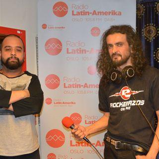 Rockerazos Radio - Capitulo 5 - 27.03.2017