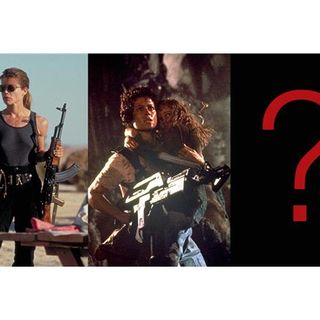 Debate: Who Is The Next Female Action Star? - Episode 123