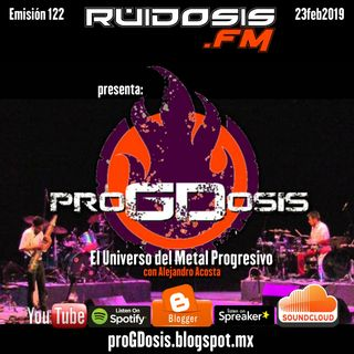 proGDosis 122 - 23feb2019 - Cabezas de Cera